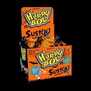 CHICLE HAPPY BOL SUSTOO 140G/46UN BOAVISTENSE