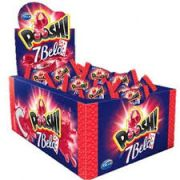 CHICLETE POOSH DISPLAY 200G ARCOR ESCOLHA O SABOR