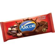 CHOCOLATE ARCOR BARRA 1,05KG ESCOLHA O SABOR