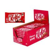 CHOCOLATE KITKAT  DISPLAY 24UNX41.5G NESTLE ESCOLHA O SABOR