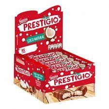 CHOCOLATE CHARGE / CHOKITO / LOLLO / PRESTÍGIO / PRESTÍGIO BRANCO / PRESTÍGIO DARK  DISPLAY 30UN ESCOLHA O SEU
