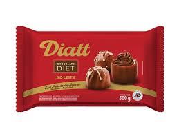 CHOCOLATE DIET DIATT 400G E 500G ESCOLHA O SABOR