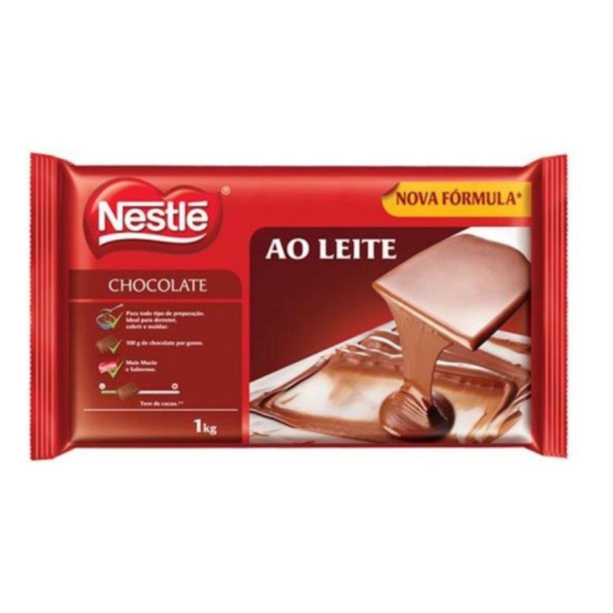 CHOCOLATE NESTLE 1KG ESCOLHA O SABOR