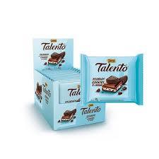 CHOCOLATE TALENTO DISPLAY 12UNX90G / 15UNX75G GAROTO ESCOLHA O SABOR