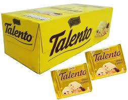 CHOCOLATE TALENTO MINI DISPLAY 15UNX25G GAROTO ESCOLHA O SABOR