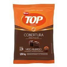 COBERTURA TOP GOTAS 1.05KG HARALD ESCOLHA O SABOR