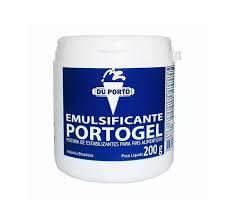 EMULSIFICANTE PORTOGEL 200G / 1KG DU PORTO ESCOLHA O TAMANHO