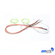 DUOTONE - LEADER LINE PAIR CLICK BAR 49 MEDIUM - 22-24M