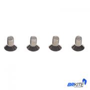 DUOTONE - PARAFUSO FREE FOIL SCREW SET M8X16MM (4 PCS)