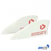 DUOTONE - QUILHA FINSET GLASS 15 (2PCS) FS 5,0 WHITE