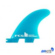 FCS - QUILHAS QUAD REAR PERFORMER NEO GLASS C/2 FCS2 MEDIUM