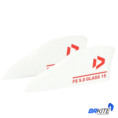 DUOTONE - FINBOX GLASS 15 - SS19 - FS 5,0 - WHITE