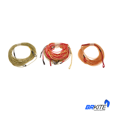 DUOTONE - LINE SET QUAD CONTROL FOR TRUST BAR 22M S/M 2019