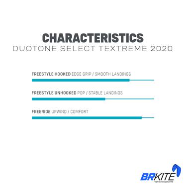DUOTONE - PRANCHA BIDIRECIONAL SELECT TEXTREME 2020