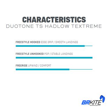 DUOTONE - PRANCHA BIDIRECIONAL TS HADLOW TEXTREME 2020