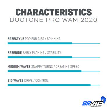 DUOTONE - PRANCHA DIRECIONAL  PRO WAM 2020
