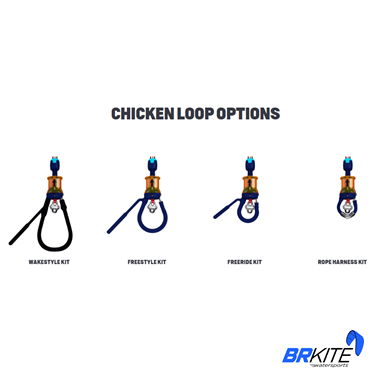 DUOTONE - QUICK RELEASE ROPE KIT