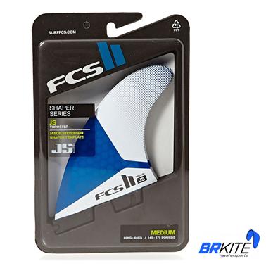 FCS - QUILHAS JS PC FCS2 C/3 BLUE MEDIUM