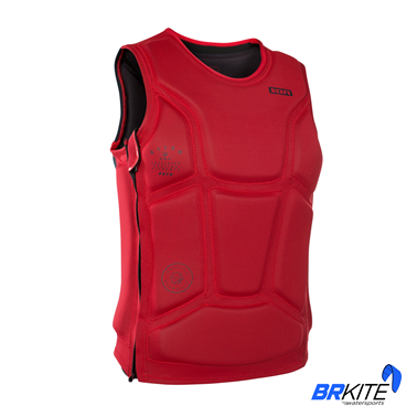 ION - COLETE COLLISION VEST KITESURF WAKE CORE 2019 RED/BLUE
