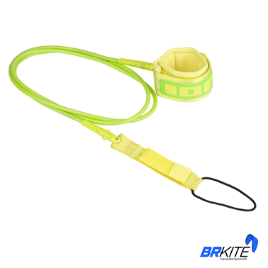 ION - LEASH CORE SURF 6''X 5,5MM GREEN