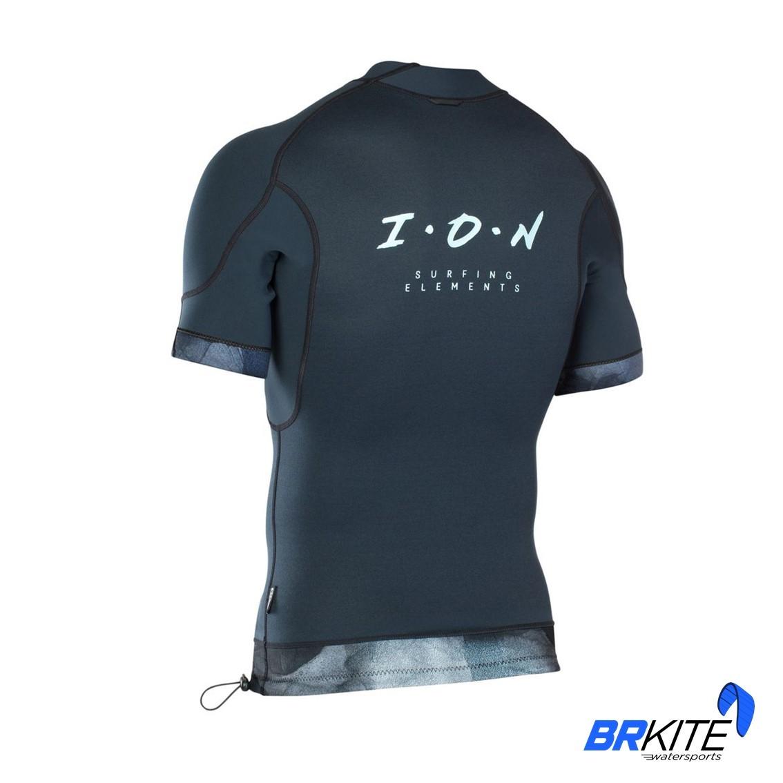 ION - NEO TOP MEN 0,5 SS MANGA CURTA DARK BLUE 2019
