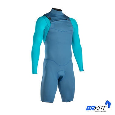 ION - WETSUIT BS - ONYX CORE SHORTY LS 2/2 FZ DL