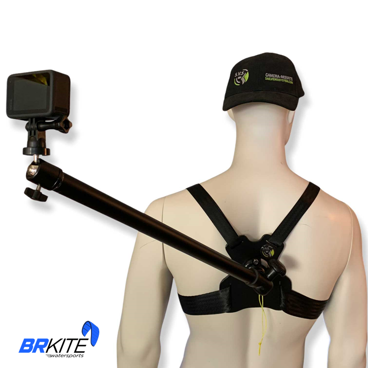 SAIL VIDEO SYSTEM - 3RD PERSON SHOULDER MOUNT