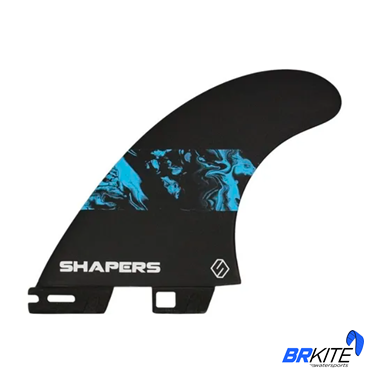 SHAPERS - QUILHAS CORE LITE THRUSTER MEDIUM C/3 PADRAO FCS2