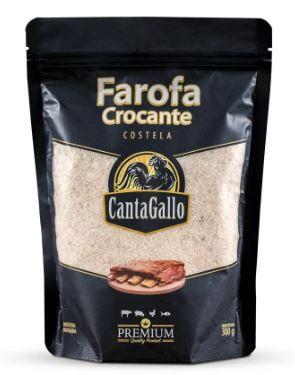 FAROFA COSTELA CANTAGALLO 300gramas