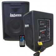 Caixa Ativa Baroon BA8s Bluetooth AF 8