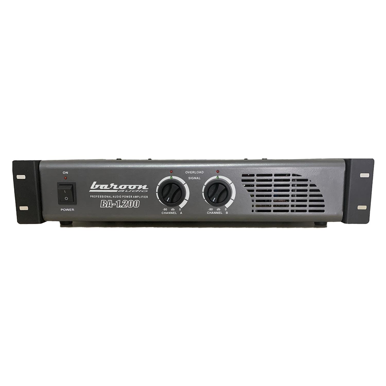 Amplificador de Potência Baroon BA 1.200 200W