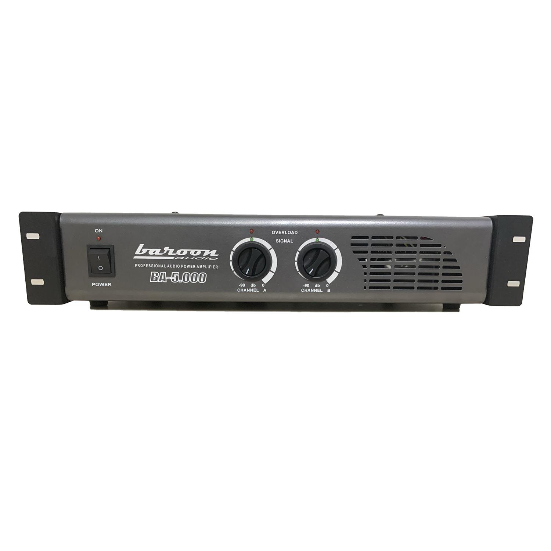Amplificador de Potência Baroon BA 5.000 600W