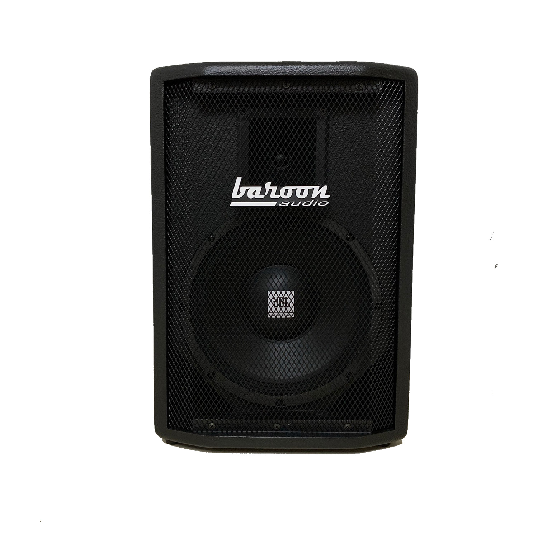 "Caixa Passiva Baroon BP10s AF 10"" e Driver Titânio 200W"