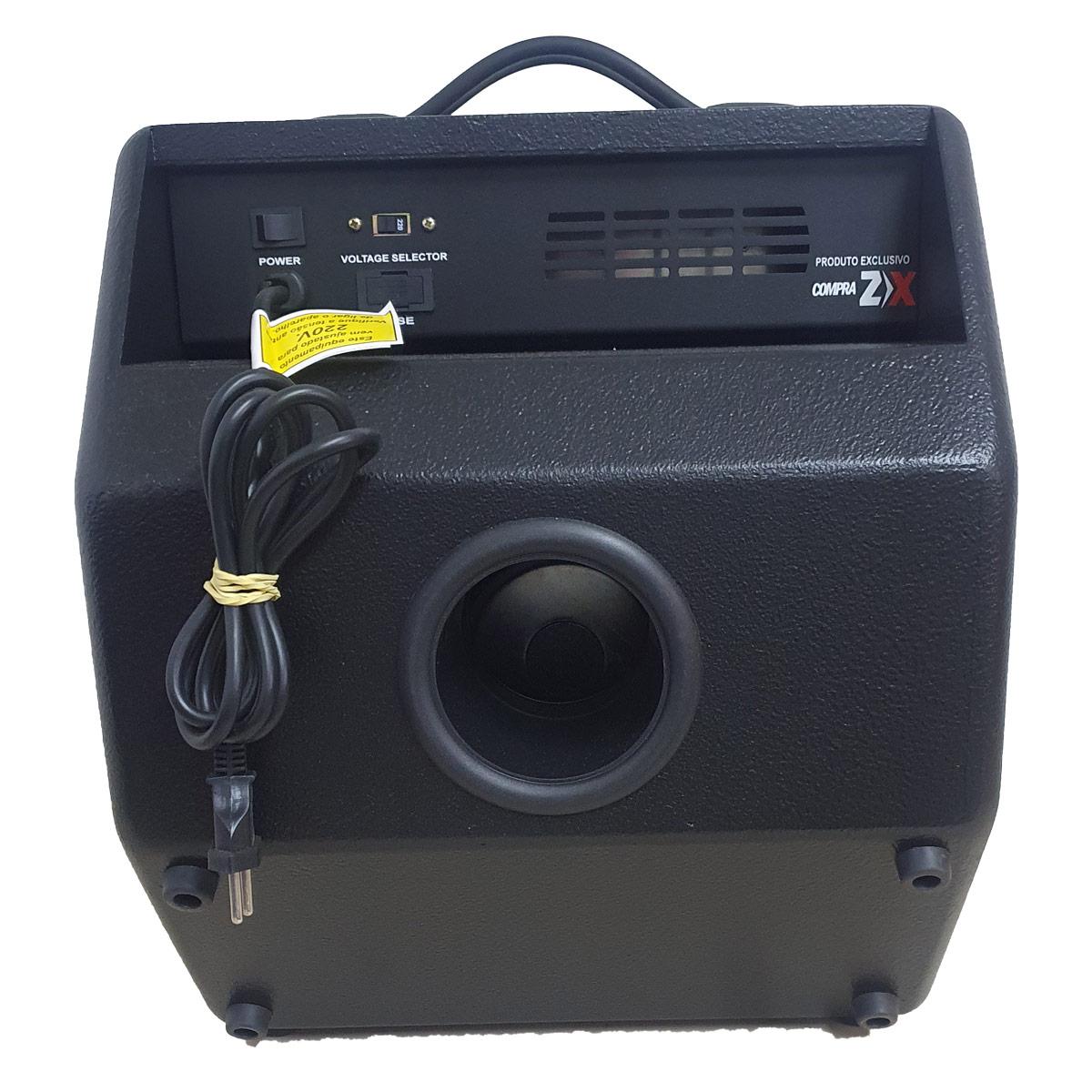 Cubo para Baixo Q.Box BXS60KICK Estudo 60W