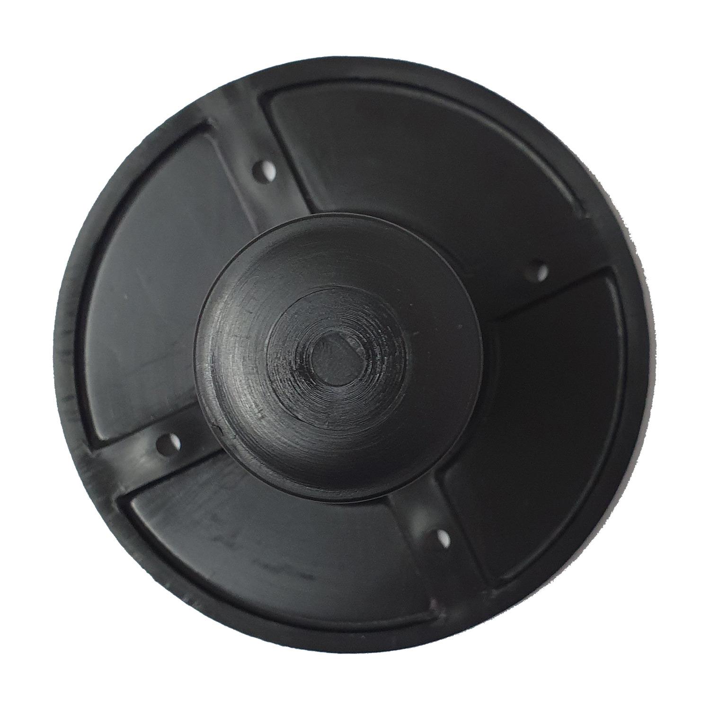 Par Suporte Copo para Pedestal de Caixa Acústica em PP