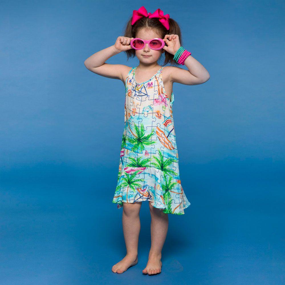 Vestido/Saída de Praia