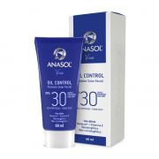 Anasol Viso Protetor Solar Facial Oil Control FPS 30 - 60 ml