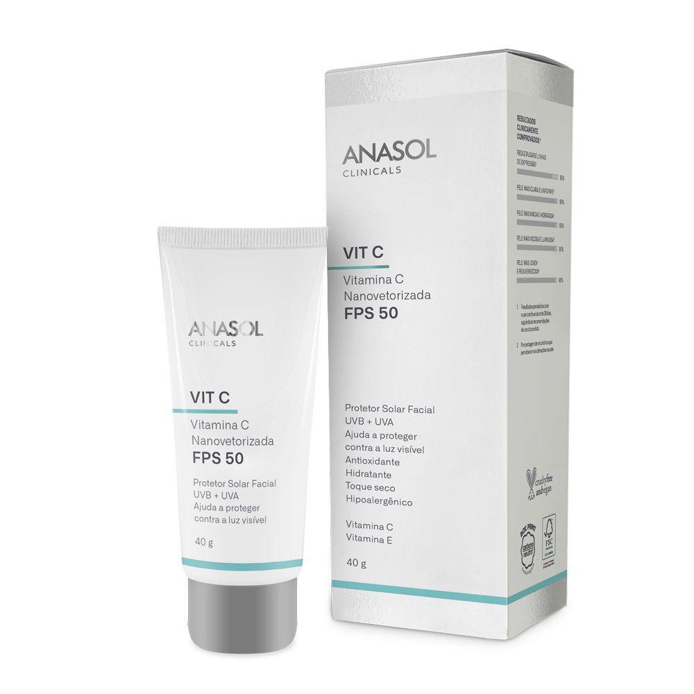 Anasol Clinicals Vit C FPS 50