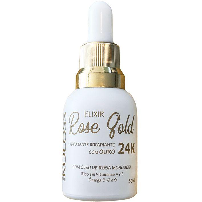ELIXIR ROSE GOLD Koloss Make Up