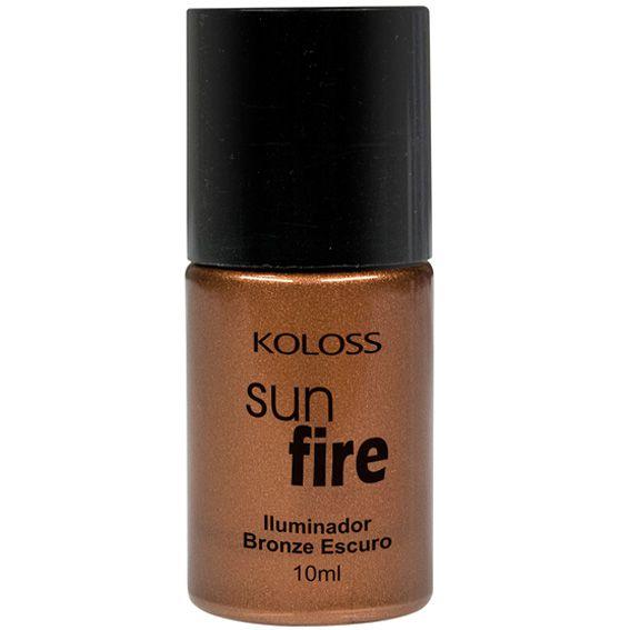 ILUMINADOR CREMOSO SUN FIRE Koloss Make Up