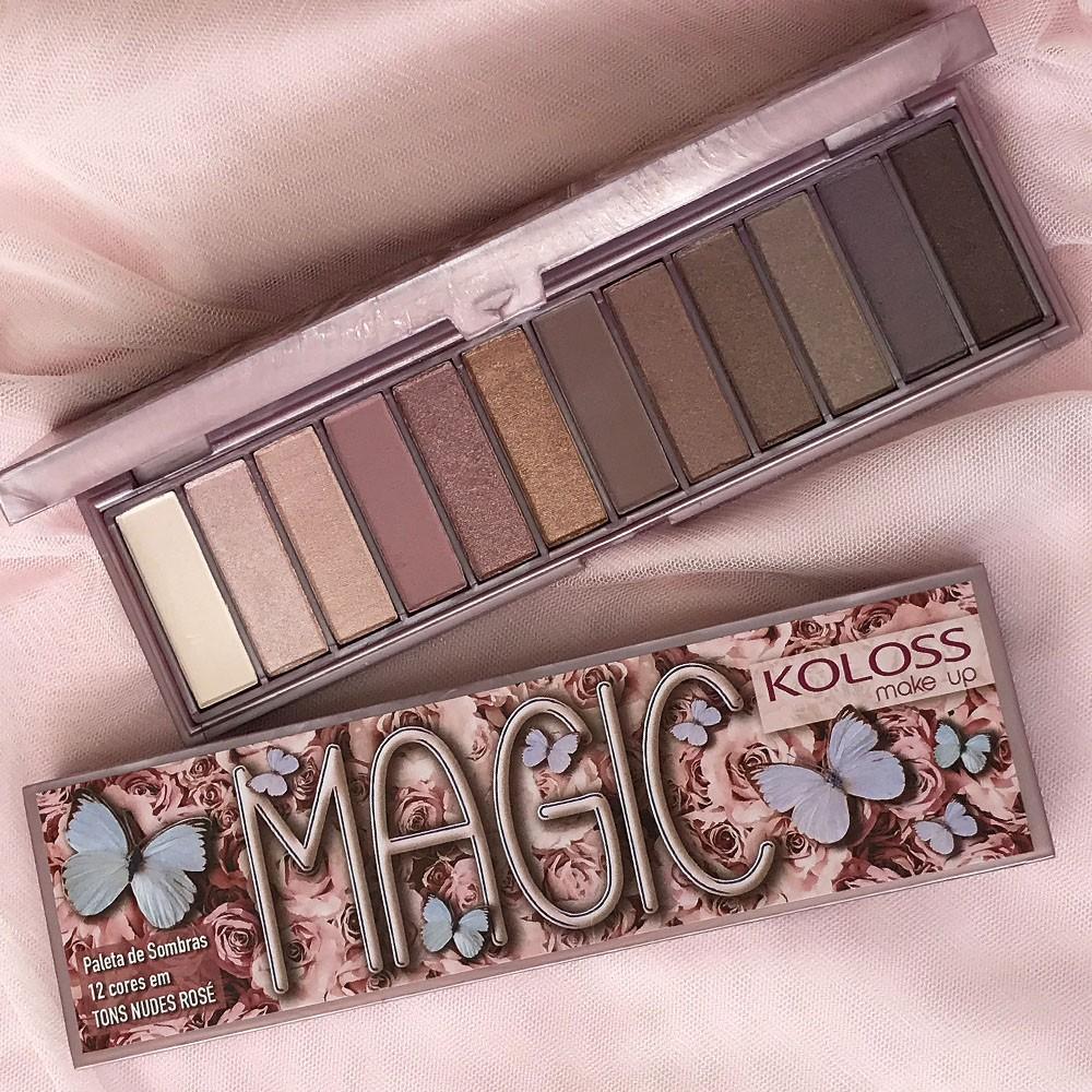 PALETA DE SOMBRAS 05 - MAGIC Koloss Make Up