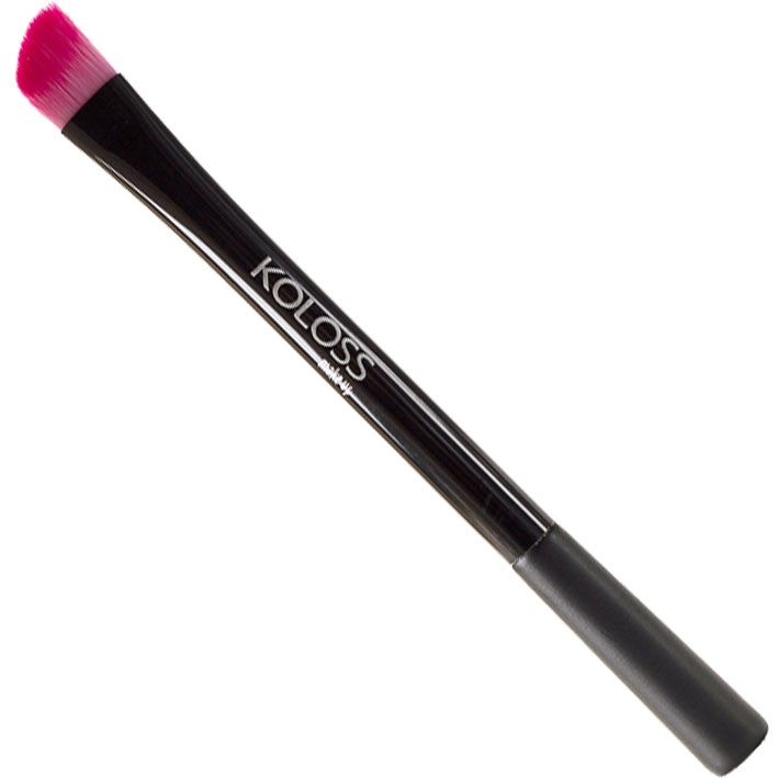 PINCEL PINK - PK05 - PINCEL CHANFRADO PARA SOMBRA Koloss Make Up