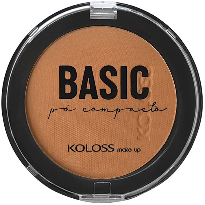 PÓ COMPACTO BASIC Koloss Make Up