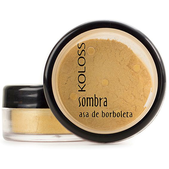 SOMBRA ASA DE BORBOLETA Koloss Make Up
