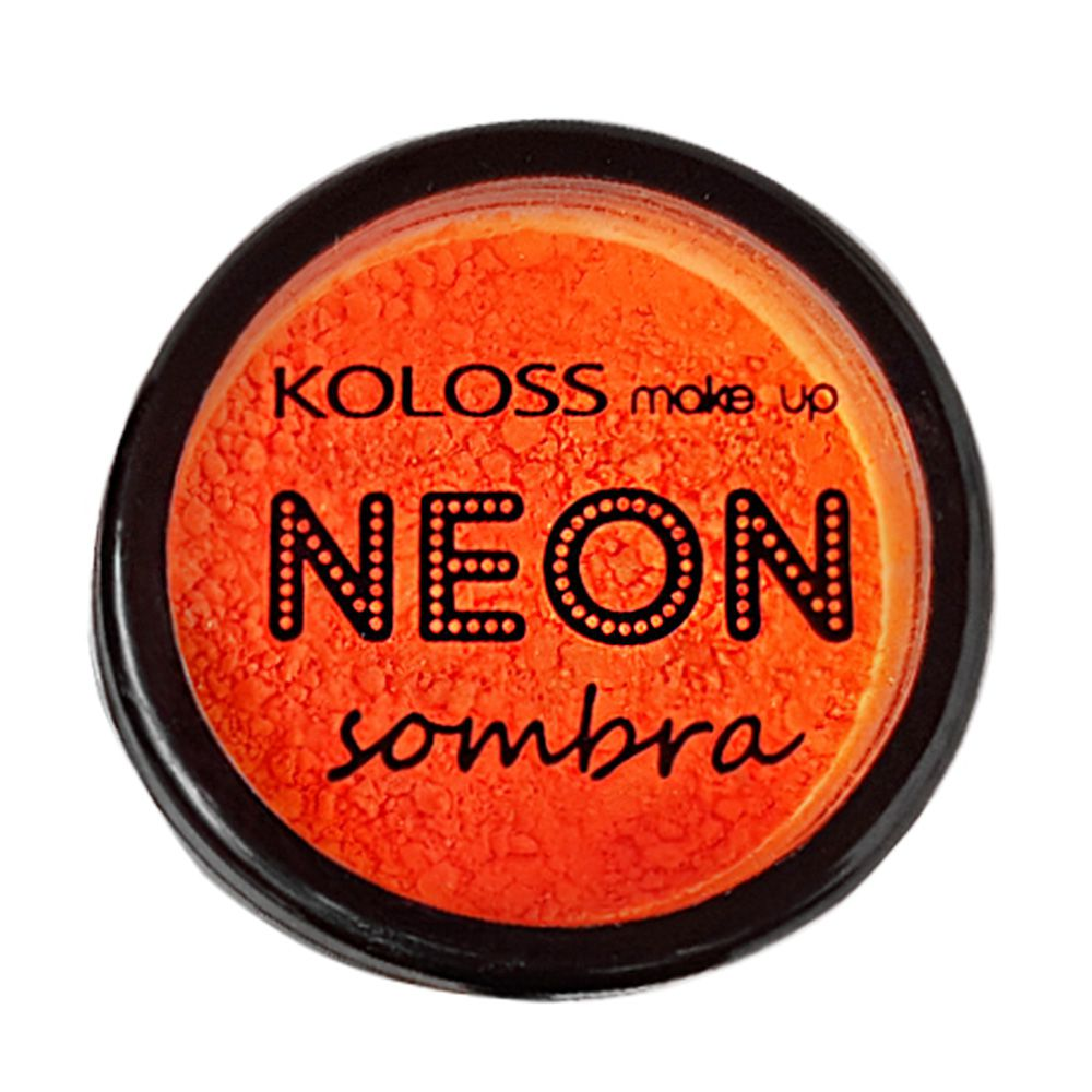 SOMBRA NEON Koloss Make Up