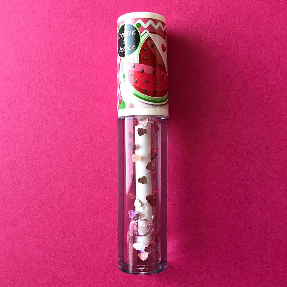 Sweet Gloss Koloss Make Up - Melandelicious- Aroma de Melancia