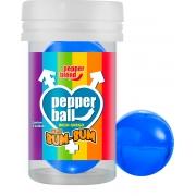 Pepper Ball Meu Bum-Bum Beijo Grego - Menta