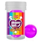 Pepper Ball Meu Bum-Bum - Conforto