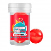 Pepper Ball Plus - Esquenta e Gela