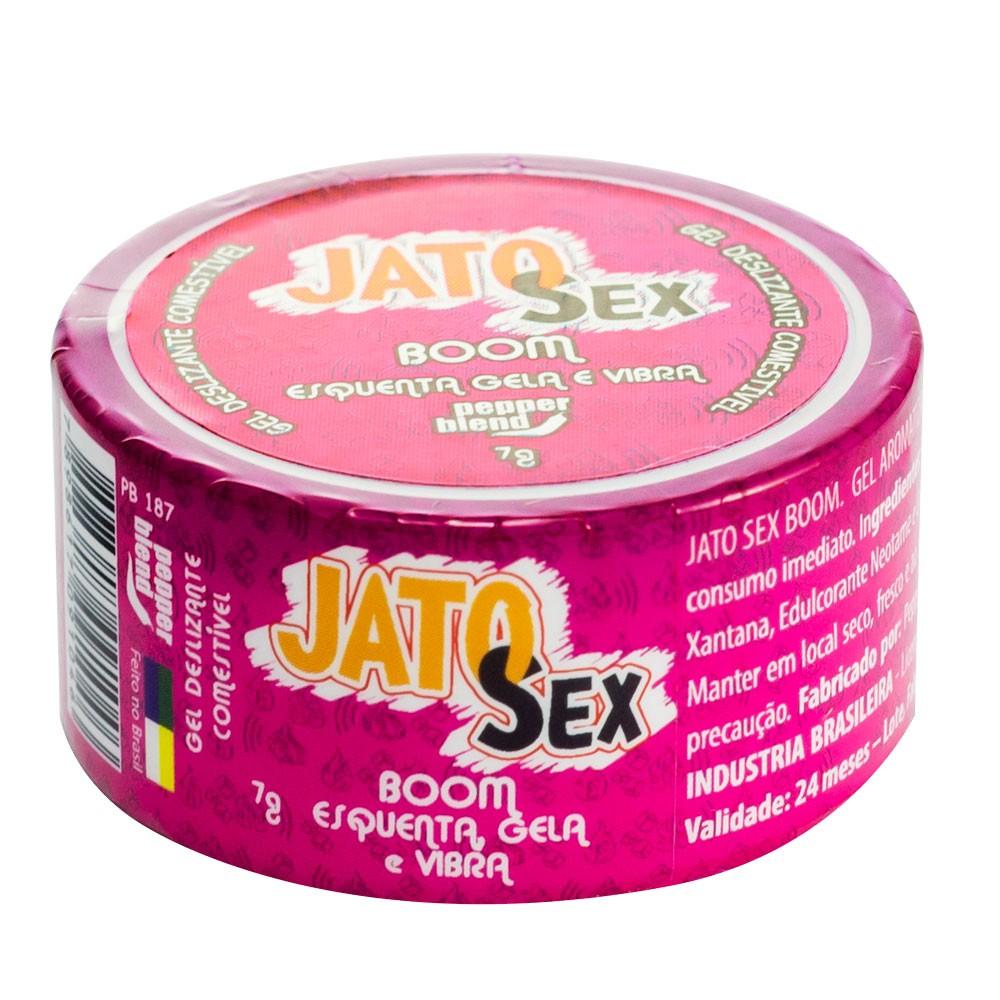 JATO SEX BOOM 7g  - Sua Pepper Blend   Doces Especiais